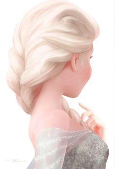 Drawing disney princesses frozen elsa 38 New ideas