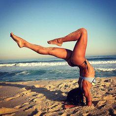 @bethpedote_ashtanga by yogapractice