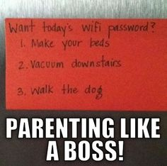 Everyone has age appropriate chores. Change the Wi-Fi password daily and until they do the chores they don't get the password, limiting internet access.