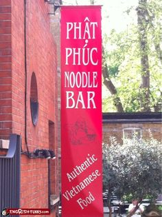 Best Noodle House Name Ever