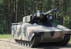 Rheinmetall Defence-IFV Lynx