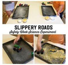 transportation theme preschool science