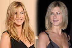Jennifer Aniston Then & Now