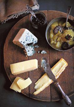 Hillokkeita juustojen seuraan