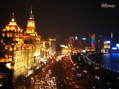 The Bund, Shanghai | Shanghai and Taiwan Listed Among Best Value Destinations for 2015