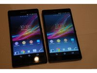 Sony Xperia Z via @CNET