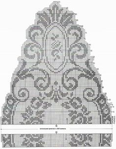 Филейное вязание - Snoopyk46 - Álbuns da web do Picasa