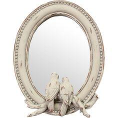 Songbirds Wall Mirror