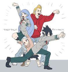 My Hero Academia Memes, Hero Academia Characters, My Hero Academia Manga, Buko No Hero Academia, Anime Characters, Manga Anime, Anime Art, Anime Boys, Mundo Comic