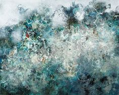 Modern ArtBuyer: Dynamic Fusion by Ione Parkin RWA Past, Abstract, Modern, Artwork, Paintings, Future, Summary, Past Tense, Trendy Tree