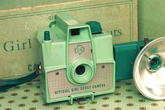 klappersacks:  Girl Scout camera by stOOpidgErL on Flickr.