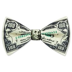 100 dollar bill bow-to mark 100lbs lost!!! Still going to reach my ultimate goal!