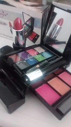 Daniela Viotto Makeup: Makeup Paleta Jasmine