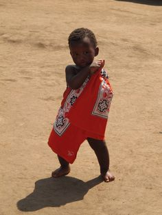 Child in Swaziland, Africa. BelAfrique - Your Personal Travel Planner - www.belafrique.co.za