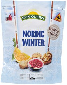 Sun Queen World Tour Nordic Winter Nussmischung