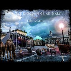 Kingdom Of Animals T Shirt By ElArrogante Design By Humans Tank Man, Long Sleeve Tees, Sweatshirts, Animals, Design, Animales, Animaux, Long Sleeve Tee Shirts, Trainers