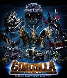 Godzilla Final Wars; my least favorite of the new Godzilla movies.  It was like a Godzilla movie with attention deficit disorder.  I wasn't terribly fond of the return to the '60s/'70s style camp, either...
