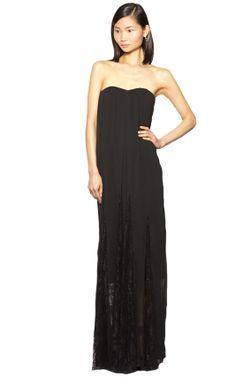 FRANCESCA STRAPLESS DRESS