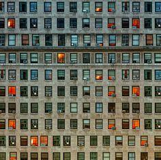A story behind each window