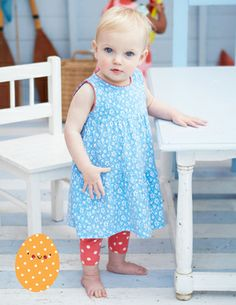 I've spotted this Jersey Summer Dress Boden Easter Eggs-travaganza Cute Outfits For Kids, Cute Kids, Cute Dresses, Summer Dresses, Sweet Dress, Mini Boden, Egg Hunt, Summer Colors, Baby Dress