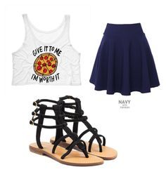 """""""Bailey 9"""" by supergeekgirl591 on Polyvore featuring QNIGIRLS and Mystique"""