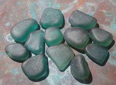 Teal Genuine Sea Glass Jq Beach Jewlery Gems Northern California Small Flawless | Crafts, Glass & Mosaics, Beach Glass - Surf-Tumbled | eBay!