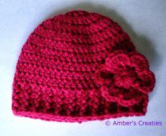 Bit of Color: Hoe haak je een passende muts! Crochet Baby Clothes, Crochet Girls, Crochet Baby Hats, Crochet Beanie, Crochet For Kids, Knitted Hats, Crochet Cap, Diy Crochet, Crochet Stitches