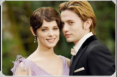 Alice Cullen and Jasper Hale