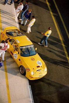 1994 Le Mans Porsche 968 Turbo RS