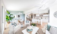 Coastal style is one of the most popular interior design styles of the past 5 years. This style evokes feelings of long summer holidays and calming ocean breezes, signifying our love for the beauty we see in our natural coastal environments - no matter where you live.
