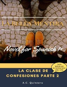 Part 2 of La clase de confesiones, gets really spicey. Carlos' secret is out and everyone knows he likes Jessica. Then he makes the ultimate mistake; he lies. His mistake is costly but he learns that honesty is really the best policy. Not only does Carlos overcomes his mistakes, he also helps his teacher, with his crush. Part 2 is filled with novice-level like twists and crazy confessions!