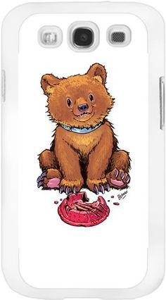 Chow Chow Kendin Tasarla - Samsung Galaxy S3 Kılıfları