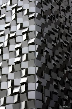 The Cheese-Grater by Pete Williams - Charles street car park - Sheffield - UK
