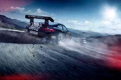 BORN2DRIVE Porsche 997 GT3 CUP, France on Behance
