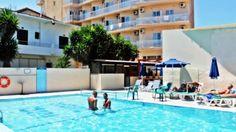 Hotel Europa, Rodos, Grecia Creta, Mansions, House Styles, Outdoor Decor, Home Decor, Europe, Rhodes, Decoration Home, Manor Houses