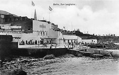 Abandoned Ireland - Victorian baths beside Dublin bay Old Pictures, Old Photos, Dublin Bay, Victorian Bath, Ireland Homes, Photo Engraving, Old Postcards, Places Ive Been, Paris Skyline