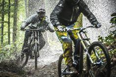 Red Bull Bike'/ Don't let the change of seasons stop your riding! 📷 Scott Markewitz 🚲 Brandon Semenuk