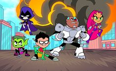 Cartoon Network revives old favorite with 'Teen Titans Go!'
