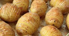 Falukorv i ugn med klyftpotatis – Lindas Bakskola Couscous, Baked Potato, Baking, Vegetables, Ethnic Recipes, Food, Bulgur, Bread Making, Meal