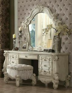 Painted Furniture ~ WHITE