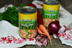 Iahnie de fasole - CAIETUL CU RETETE Vegetables, Food, Essen, Vegetable Recipes, Meals, Yemek, Veggies, Eten