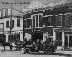 Clark County Fire Department Winchester KY photo by Clark County Fire Department, Kentucky Attractions, Fire Dept, Beautiful Buildings, Historical Photos, Small Towns, Winchester, Old Houses, Roots