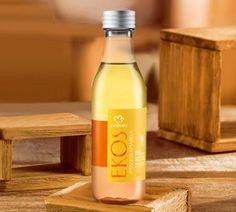 Ekos - Aceite trifásico de pitanga amarilla  Agítese antes de usar. Durante el baño páselo sobre el cuerpo, con excepción del rostro. Enjuague después de usar.   Con aceite esencial de pitanga. Hidrata por 24 horas y deja la piel suave y deliciosamente perfumada.