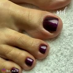 Summer Nail Art 228346643594697596 - A little reminder to make your next feet pampering appointment😍 By: Source by Nail Art Designs Videos, Toe Nail Designs, Nail Polish Designs, Nail Polish Colors, Toe Nail Color, Pedicure Designs, Gel Polish, Uv Gel Nails, Diy Nails