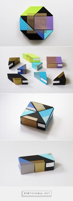 Astrobrights Packaging by Ken Lo
