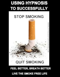 Isn't it Time You Quit Smoking Now with Hypnosis? Find Out How to Give Yourself 10 Times the Chance to Quit Smoking for Good...Risk Free! http://www.hypnosisnetwork.com/hypnosis/quit_smoking.php?hn=2277