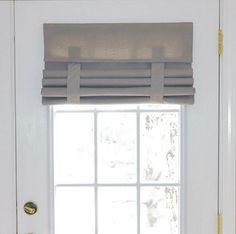 15 Brilliant French Door Window Treatments Home Sweet