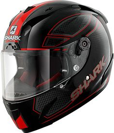 Shark Race-R Pro Chaz black red