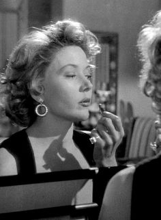 "Gloria Grahame in ""The Big Heat"" (Fritz Lang, 1953)"