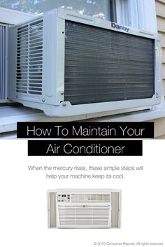 As the summer season drags on, you might find that your window air conditioners are losing some of their cooling power. It could be that you installed them improperly, the effects of which are now being felt. Or a few key maintenance checks might be in order.  Our new step-by-step video on how to maintain your air conditioner, based on Consumer Reports' testing of dozens of window air conditioners, will keep your home comfortable when the weather outside is anything but.